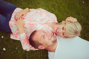 Sarah & Stephen – Stratford upon Avon pre wedding shoot