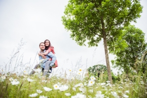 Jess & Matt – Shropshire pre wedding shoot
