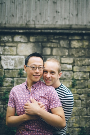 Shane & Pete – pre wedding shoot in beautiful Bath