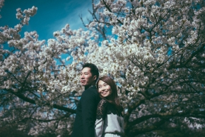 Kimmy & Martin – London pre weddingshoot