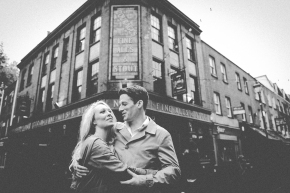 Molly & Kelly – London pre weddingshoot