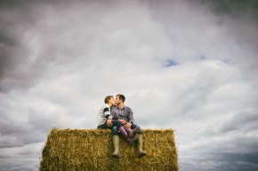 Emily & Simon – Lincolnshire pre-wedding shoot